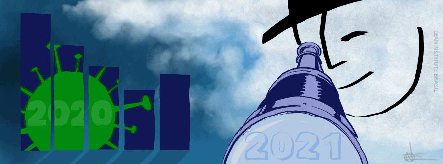 Grandes transformações desafiaram a gestão em 2020… e vão impactar 2021