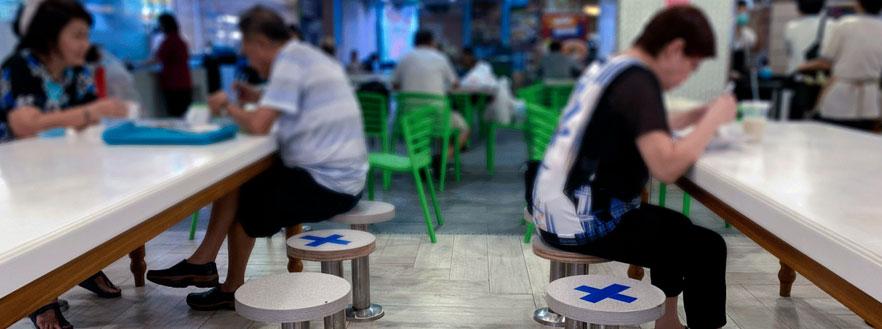 Repensando os restaurantes após a Covid-19