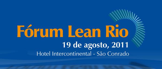 Fórum Lean Rio 2011