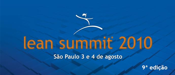 9º Lean Summit 2010