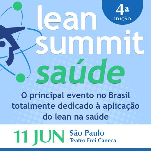 Lean Summit Saúde 2019