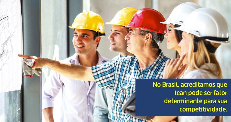 Consultoria Lean na Construção