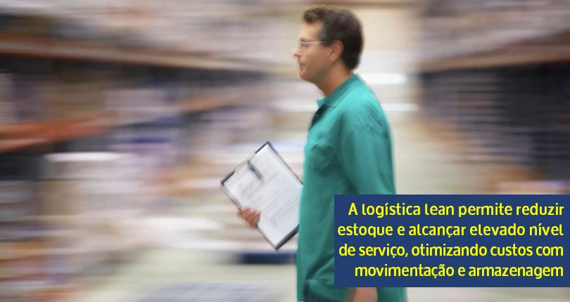 Consultoria Lean na Logística