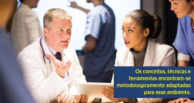 Consultoria Lean na Saúde