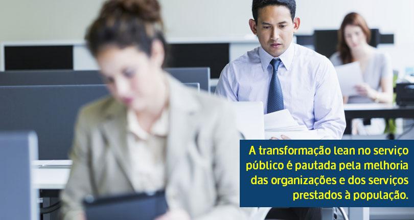 Lean no Serviço Público