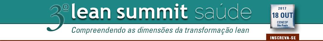 Lean Summit Saúde 2017