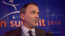 Executivos falam sobre Lean Summit 2012
